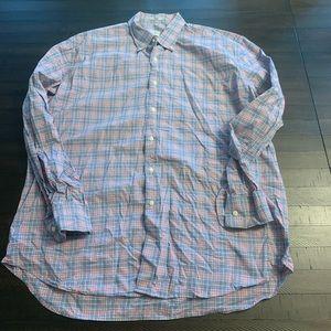 Peter Millar Cotton Buttondown Shirt